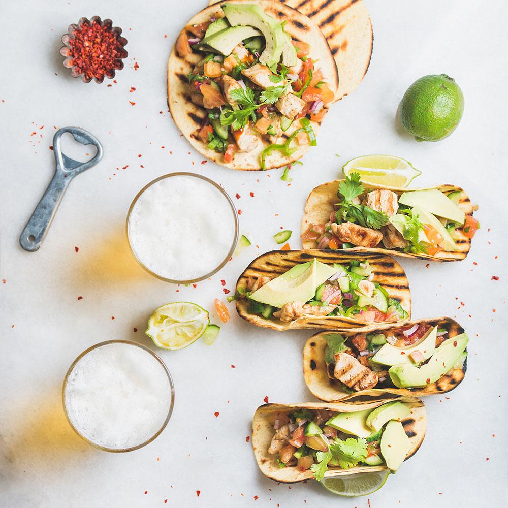 Fish Burrito - Mangos Mexican Cafe
