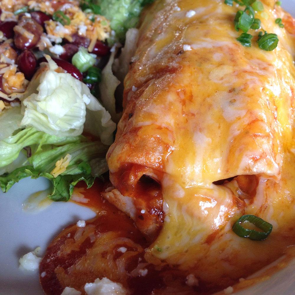 Small Cheese - Enchilada