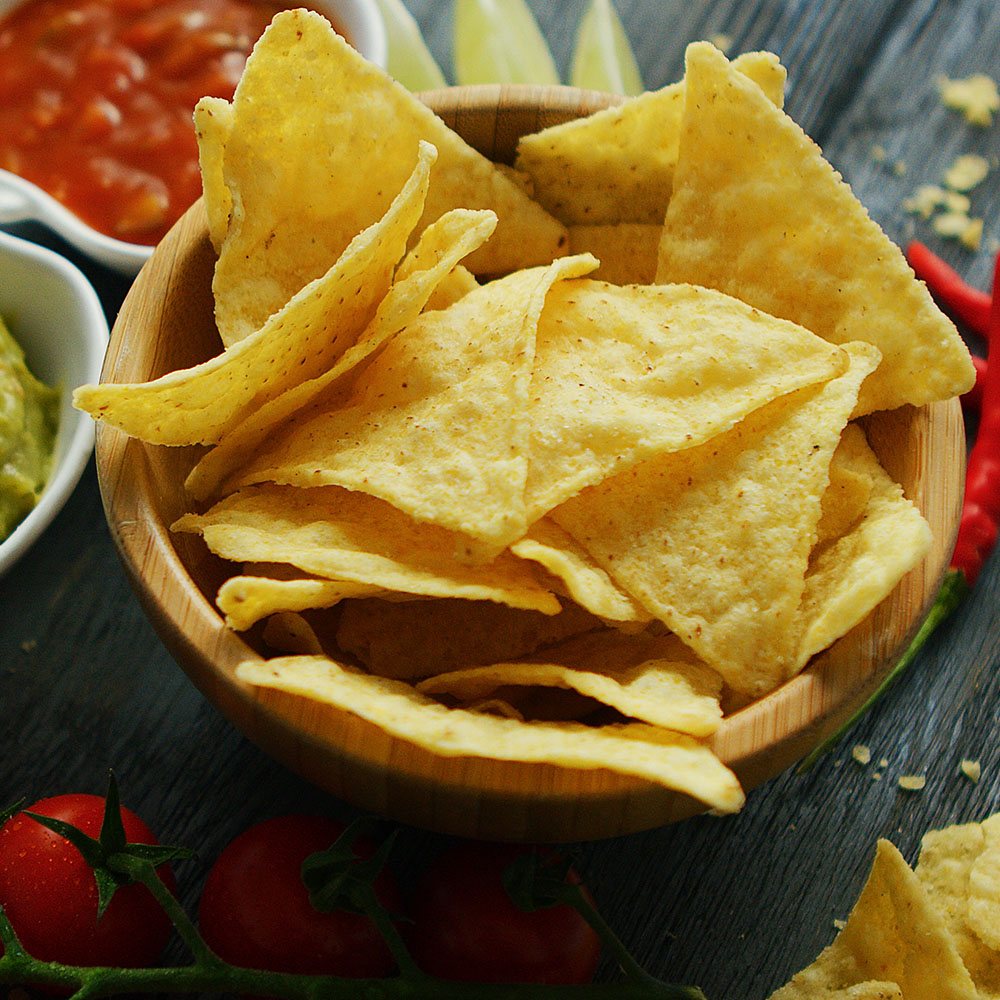 Small chips & Salsa