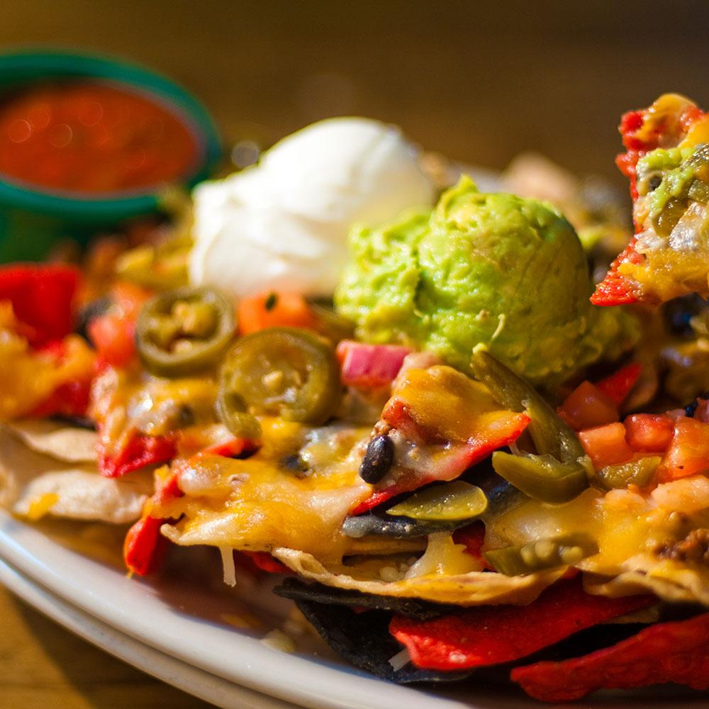 Mangos Mexican Cafe - Cheese Nachos