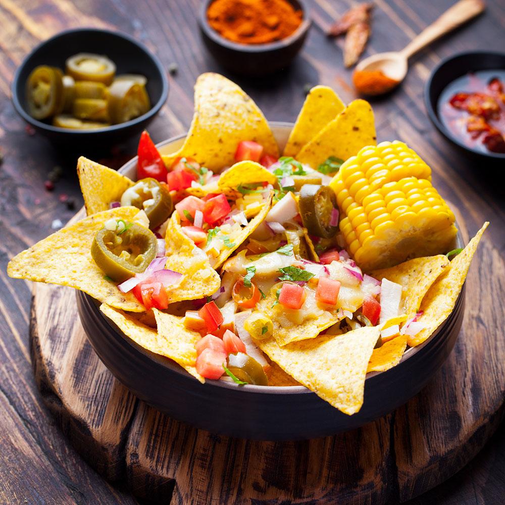 Large Chips & Salsa